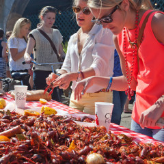 You're Invited To Crawfish For Cancer's VIP Tables!