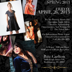 Do Not Miss: Exclusiva Fashion Show Spring 2013 Next Friday