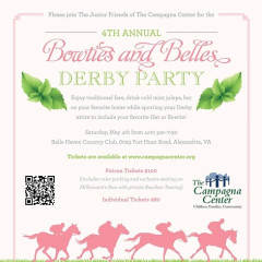 Do Not Miss: Bowties And Belles Kentucky Derby Party This Saturday!