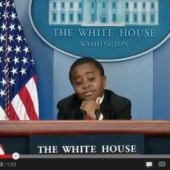 Kid President Steps In For President Obama On April Fools