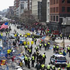 Celebrity Twitter Reactions To The Boston Marathon Tragedy