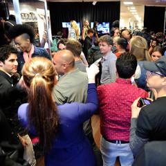 Last Night's Parties: Sean Penn, Emma Roberts, Poppy Delevingne Hit 'Paris Photo LA' Opening Night, Adam Levine Fetes His NYLON Cover & More