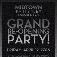 You're Invited: Midtown Partyplex Re-Opening This Friday