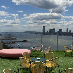 8 Outdoor NYC Bars To Experience This Spring