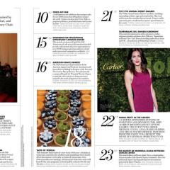 May 2013: Society Social Calendar With SCENE Magazine