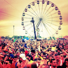 Instagram Round Up: 2013 Electric Daisy Carnival New York