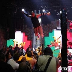 Masked Mexican Wrestling, Burlesque & Mucho Mas At Lucha VaVOOM's