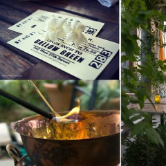 Guest Of A Guest And Gilt City Daily Deal: Punch Bowl & Bites At Gallow Green In The McKittrick Hotel