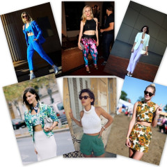 Fashion Flashback: Embrace The '90s-Inspired Crop Top Trend
