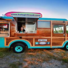 Food Truck Frenzy: Hula Girl