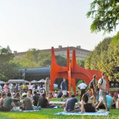 Jazz In The Sculpture Garden Concert Series Returns This Friday