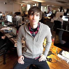 Daily Style Phile: 26-Year-Old David Karp Sells Tumblr For $1.1 Billion