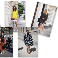 White Shoe Street Style Inspiration For Memorial Day Weekend