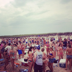 Indian Wells Beach: Where To Go If You're A Hamptons' Bro