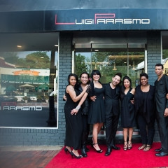 Luigi Parasmo Salon Turns One