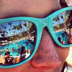 Summer Photo Of The Day: Reflections Of L.A. Pool Party Season