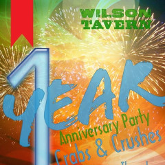 You're Invited: Wilson Tavern's 1-Year Anniversary Party