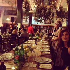 Last Night's Parties: Naomi Watts, Liev Schreiber, Cindy Crawford Hit