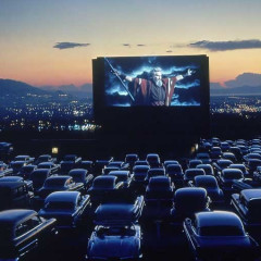 Drive-In Movies Making A Comeback At Union Market