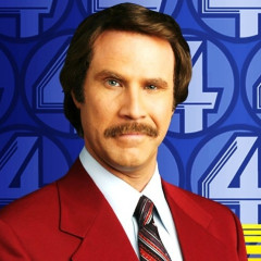 Ron Burgundy Coming To Newseum
