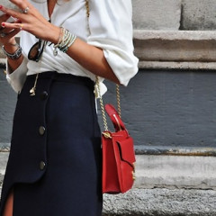 Street Style Inspiration: Red, White And Blue Looks To Try Out This 4th Of July
