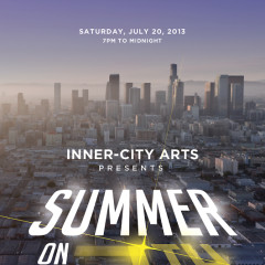 You're Invited: Inner-City Arts Summer On 7th Fundraising Gala!