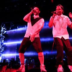 Last Night's Parties: Jay-Z & Justin Timberlake Take Over Yankee Stadium, Petra Nemcova Celebrates Samuelsohn's Anniversary, And More!