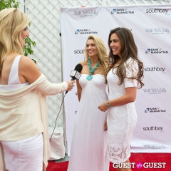 Inside Walk With Sally's 7th Annual White Light White Night Fundraising Event