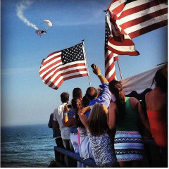 Celebrating America In The Hamptons: A Round Up Of Our Favorite 4th Of July Instagrams From The Weekend