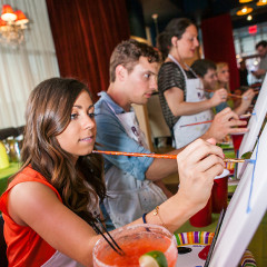 Get Your Paint And Drink On: Paint Nite Arrives In DC