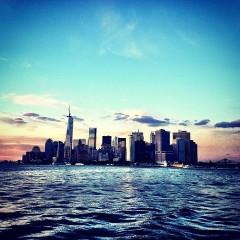 Photo Of The Day: Sunset Sail Around Manhattan