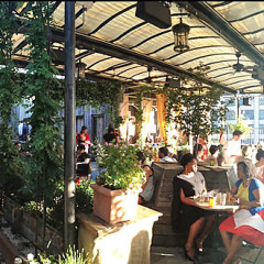 NYC Rooftop Bars: Our 2013 End Of Summer Drinking Guide