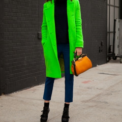 10 Of Our Favorite Street Style Stars To Keep On Your Radar This Fashion Week