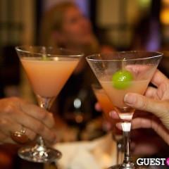 Tallarico Vodka Hosts Scarpetta Happy Hour At The Montage In Beverly Hills