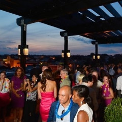 Last Night's Parties: Sip With Socialites, #FreeSmoothieDayDC, Pillow Talk, Lyft Lifts Off And More