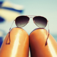 Our New Favorite Tumblr: Hot-Dog Legs