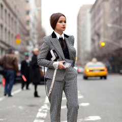Borrowed From The Boys: Our Favorite Menswear-Inspired Pieces For Fall