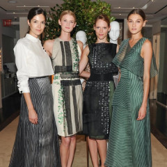 Last Night's Parties: Carolina Herrera Hosts A Chic Cocktail Event For Sloan-Kettering, Charlotte Ronson Celebrates Her Avenue Cover & More!