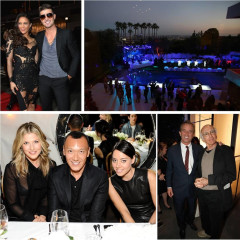 Last Night's Parties: Robin Thicke & Paula Patton Step Out For The 'Baggage Claim' Premiere, Joe Zee Attends An Elle Dinner & More!