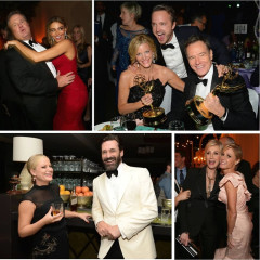 Sunday Night's Emmy Parties: HBO's Annual Celebration, Governors Ball, & More!