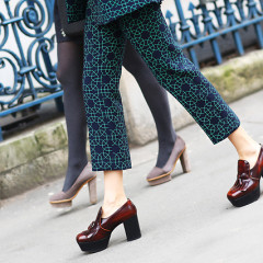 10 Comfortable Pairs Of Shoes To Keep You Going During NYFW