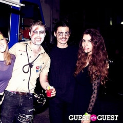 Inside The Couture Clothing Warehouse Halloween Party