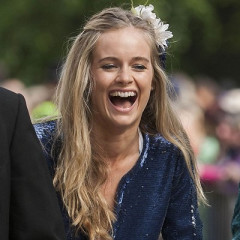 Daily Style Phile: Cressida Bonas, The Girl Who Stole Prince Harry's Heart