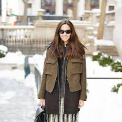 Style Spotlight: InStyle's Dana Avidan-Cohn And Alice + Olivia Co-Founder Rebecca Matchett