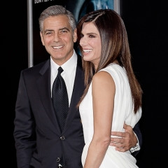 Last Night's Parties: George Clooney & Sandra Bullock Hit Their NYC