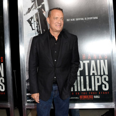Last Night's Parties: Tom Hanks, Kelly Lynch Hit The 'Captain Phillips' Premiere, Emmy Rossum, Ty Burrell Celebrate Walt Disney Concert Hall's 10th Anniversary & More