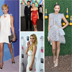 L.A.'s Best Dressed Guests From The Weekend