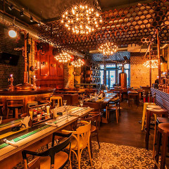 8 Of The Most Unique Restaurant Interiors Around The World