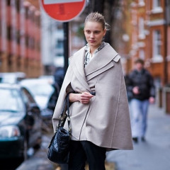 7 Chic Capes & How To Wear The Trend This Season