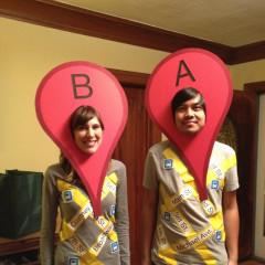 DIY Halloween Costumes 2013: Last Minute Solutions From Your Closet